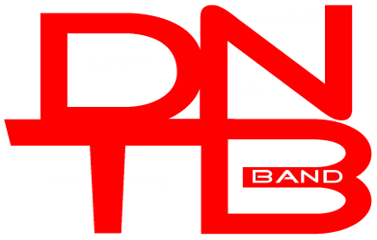 Принт Мужская толстовка Drum&Tuba Band Logo - FatLine
