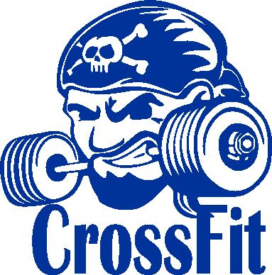 Принт Подушка Angry CrossFit - FatLine