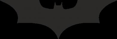 Принт Майка-тельняшка Летучая мышь - FatLine