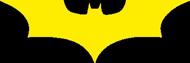 Принт Тельняшка с длинным рукавом Летучая мышь - FatLine