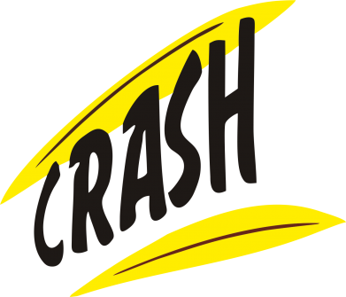 Принт Футболка з довгим рукавом Crash - FatLine