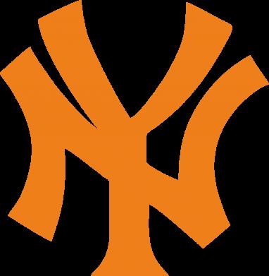 Принт Подушка New York yankees - FatLine