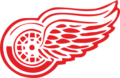 Принт Футболка Поло Red Wings - FatLine