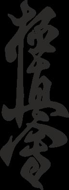 Принт Женская толстовка Иероглиф - FatLine
