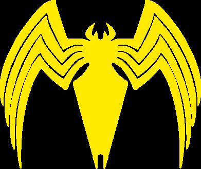 Принт Жіноча футболка Spider venom, Фото № 1 - FatLine