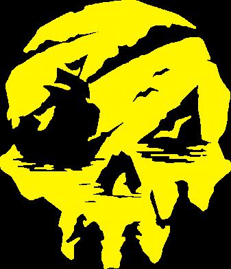 Принт Жіноча футболка Sea of Thieves skull, Фото № 1 - FatLine