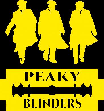 Принт Жіноча футболка Peaky Blinders, Фото № 1 - FatLine