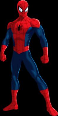 Принт Жіноча футболка Spiderman in costume, Фото № 1 - FatLine