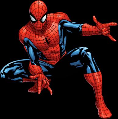Принт Жіноча футболка Hero Spiderman, Фото № 1 - FatLine
