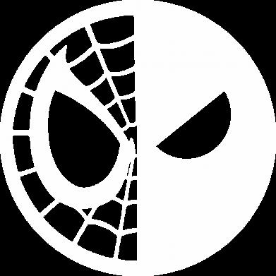 Принт Кепка Spider Man and Deadpool, Фото № 1 - FatLine
