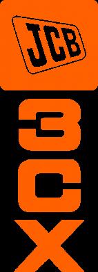 Принт Жіноча футболка JCB 3CX, Фото № 1 - FatLine