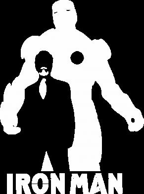 Принт Жіноча футболка Tony iron man, Фото № 1 - FatLine