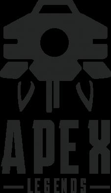 Принт Женская футболка Apex Legends symbol health, Фото № 1 - FatLine