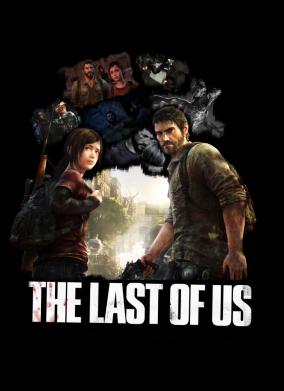 Принт Жіноча футболка The last of us heroes, Фото № 1 - FatLine