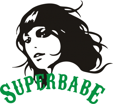 Принт Килимок для миші SuperBabe - FatLine