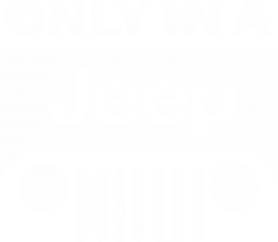 Принт Детские штаны Only in a Jeep, Фото № 1 - FatLine