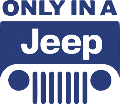 Принт Штаны Only in a Jeep - FatLine