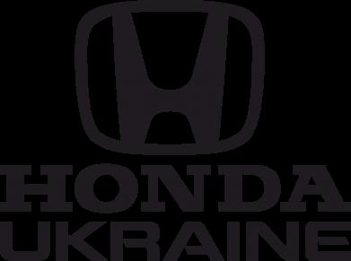 Принт Наклейка Honda Ukraine - FatLine