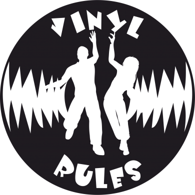 Принт Футболка Vinyl Rules - FatLine