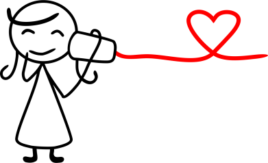 Принт Сумка Любовное послание 2 - FatLine