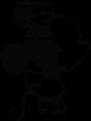 Принт Кепка-тракер Поцелуй мышек (ж) - FatLine