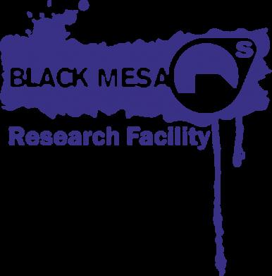 Принт Детская футболка Black Mesa - FatLine
