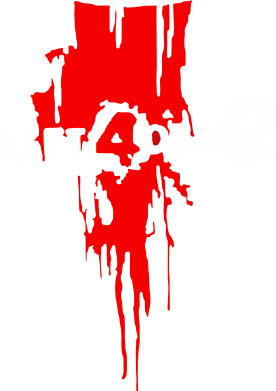 Принт Реглан Left 4 Dead 2 - FatLine
