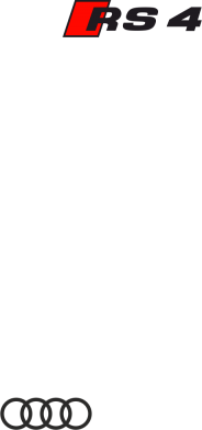 Принт Толстовка Audi RS4 - FatLine
