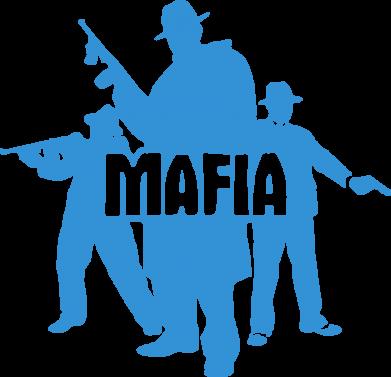 Принт Реглан Mafia - FatLine