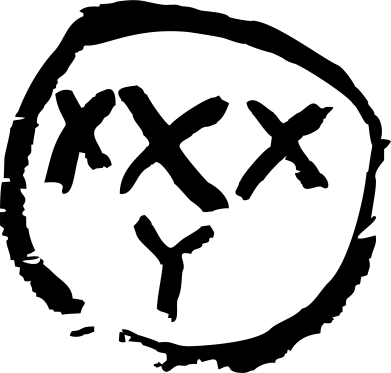 Принт Наклейка Oxxxy - FatLine