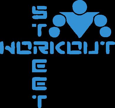 Принт Сумка Street Workout крест - FatLine