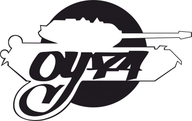 Принт Женская футболка поло Оу-74 Tankograd - FatLine