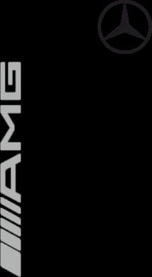 Принт Женская футболка Mercedes AMG - FatLine