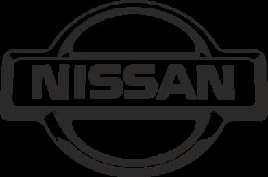 Принт Фартук Nissan Logo - FatLine