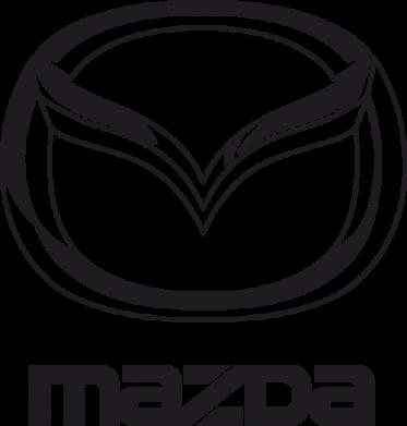 Принт Детская кепка Mazda Logo - FatLine