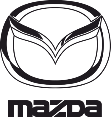 Принт Фартук Mazda Small - FatLine