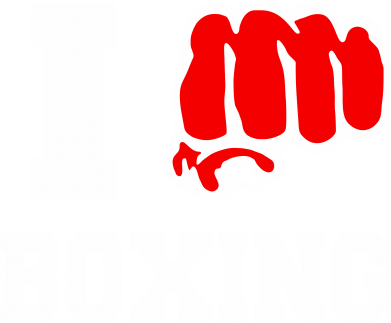 Принт Штаны I love boxing - FatLine