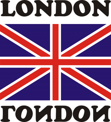 Принт Футболка LONDON - FatLine