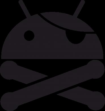 Принт Сумка Android Pirate - FatLine
