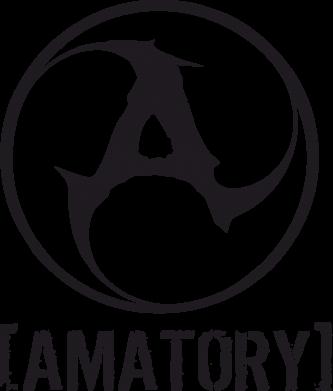 Принт Наклейка Amatory - FatLine