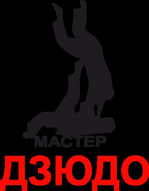 Принт Мужская футболка  с V-образным вырезом Мастер Дзюдо - FatLine