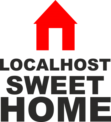 Принт Кружка 320ml Localhost Sweet Home - FatLine
