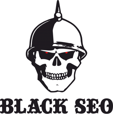 Принт Толстовка Black SEO - FatLine