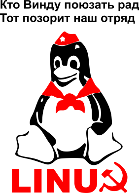 Принт Женская футболка с V-образным вырезом Кто винду поюзать рад, тот позорит наш отряд - FatLine
