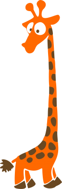 Принт Камуфляжная футболка Жираф - FatLine