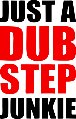 Принт Фартук Just A Dubstep - FatLine