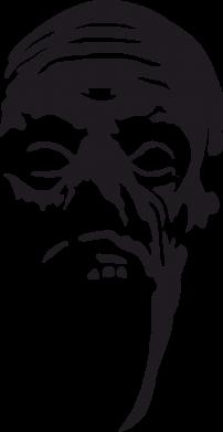 Принт Сумка Зомби (Ходячие мертвецы) - FatLine