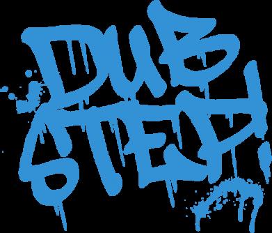 Принт Штаны Dub Step Граффити - FatLine