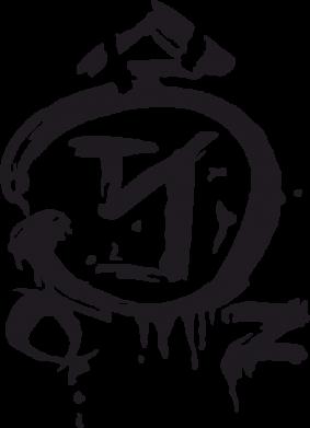 Принт Женская толстовка Сверхъестественное логотип - FatLine