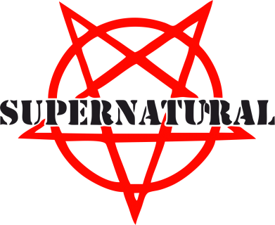 Принт Фартук Supernatural - FatLine